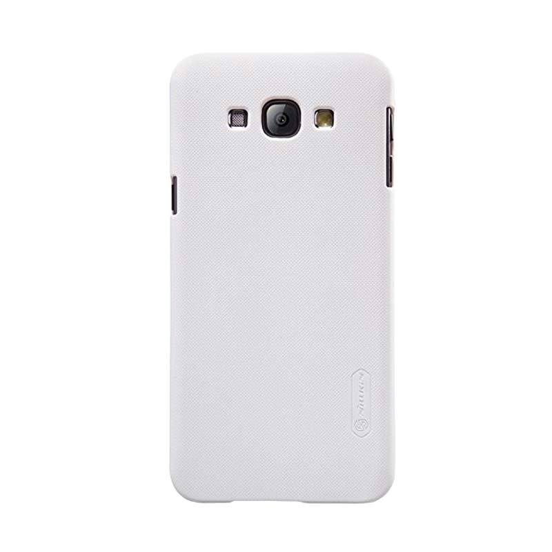 Nillkin Super Frosted Shield White Casing for Samsung Galaxy A8 A8000
