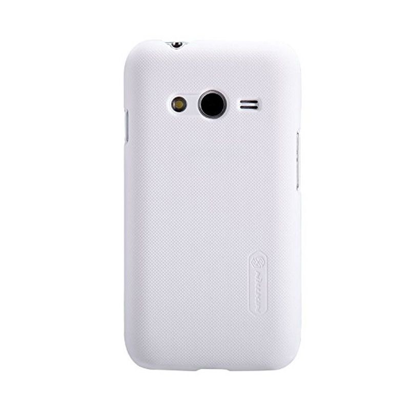 Nillkin Super Frosted Shield White Casing for Samsung Galaxy Ace NXT