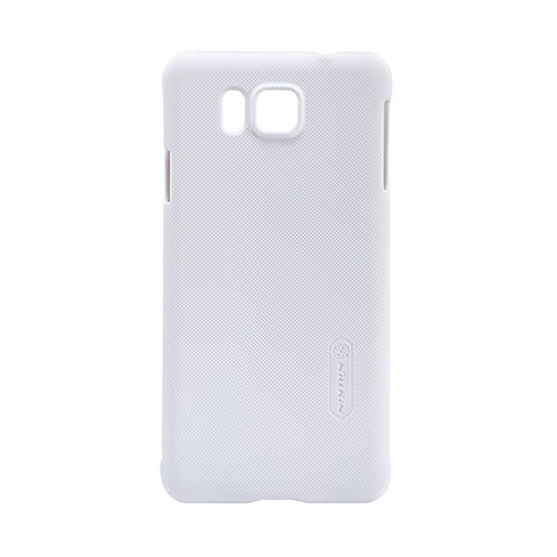 Nillkin Super Frosted Shield White Casing for Samsung Galaxy Alpha