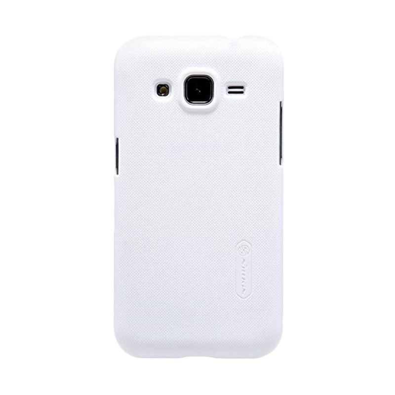 Nillkin Super Frosted Shield White Casing for Samsung Galaxy Core Prime