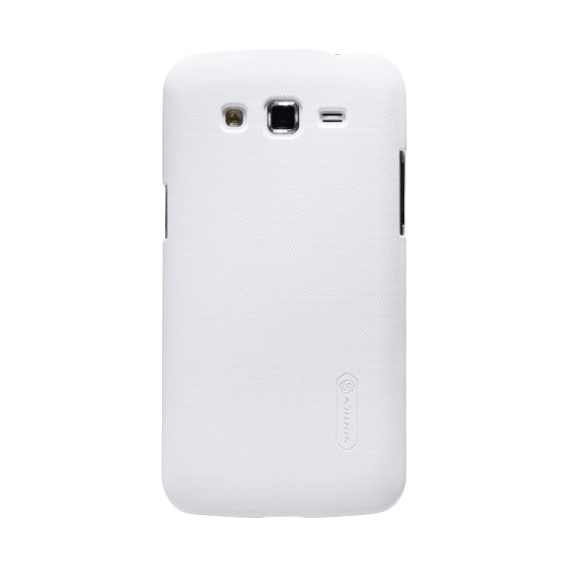 Nillkin Super Frosted Shield White Casing for Samsung Galaxy Grand 2 G7102