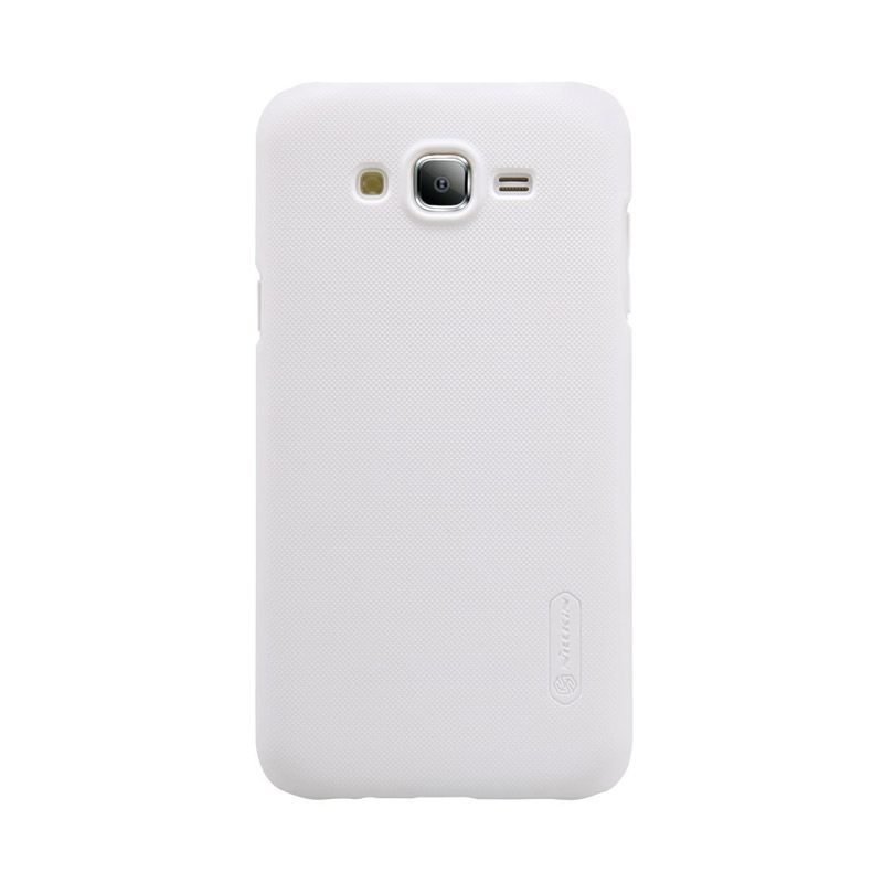 Nillkin Super Frosted Shield White Casing for Samsung Galaxy J5