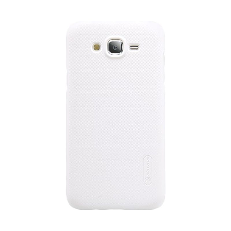 Nillkin Super Frosted Shield White Casing for Samsung Galaxy J7
