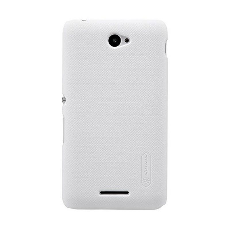 Nillkin Super Frosted Shield White Casing for Sony Xperia E4