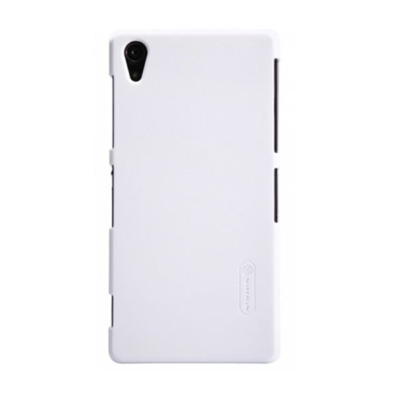 Nillkin Super Frosted Shield White Casing for Sony Xperia Z2