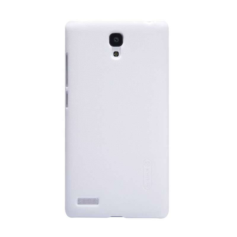 Nillkin Super Frosted Shield White Casing for Xiaomi Redmi Note