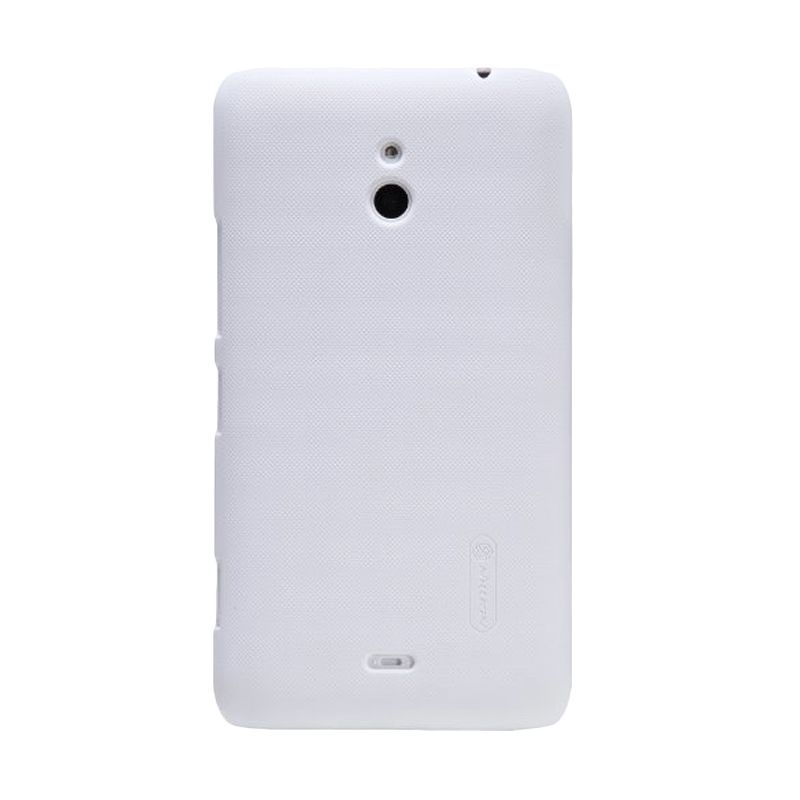 NILLKIN Super Shield Hardcase White Casing for Nokia Lumia 1320