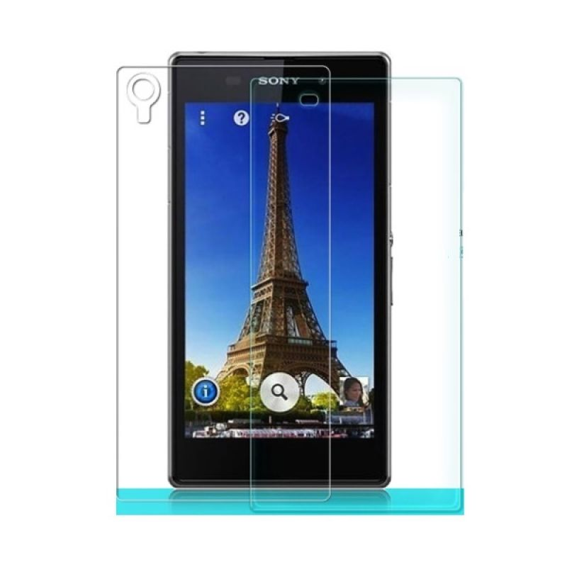 NILLKIN Anti Explosion (H+) Tempered Glass Skin Protector for Sony Xperia Z1 L39h