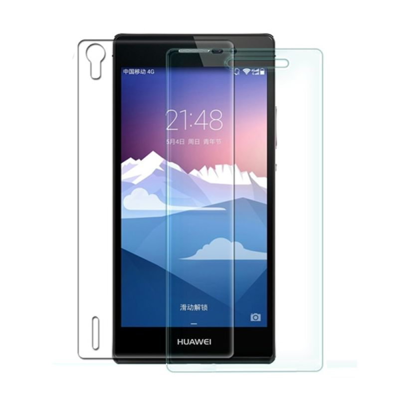 NILLKIN Anti Explosion (H) Tempered Glass Skin Protector for Huawei Ascend P7
