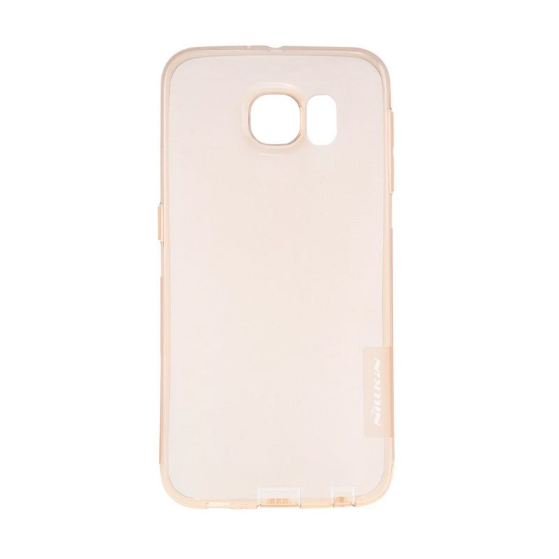 Nillkin Nature TPU Brown Casing for Samsung Galaxy S6 G920F