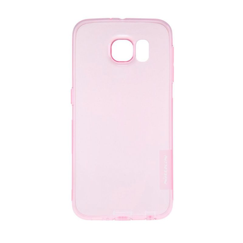 Nillkin Nature TPU Pink Casing for Samsung Galaxy S6 G920F