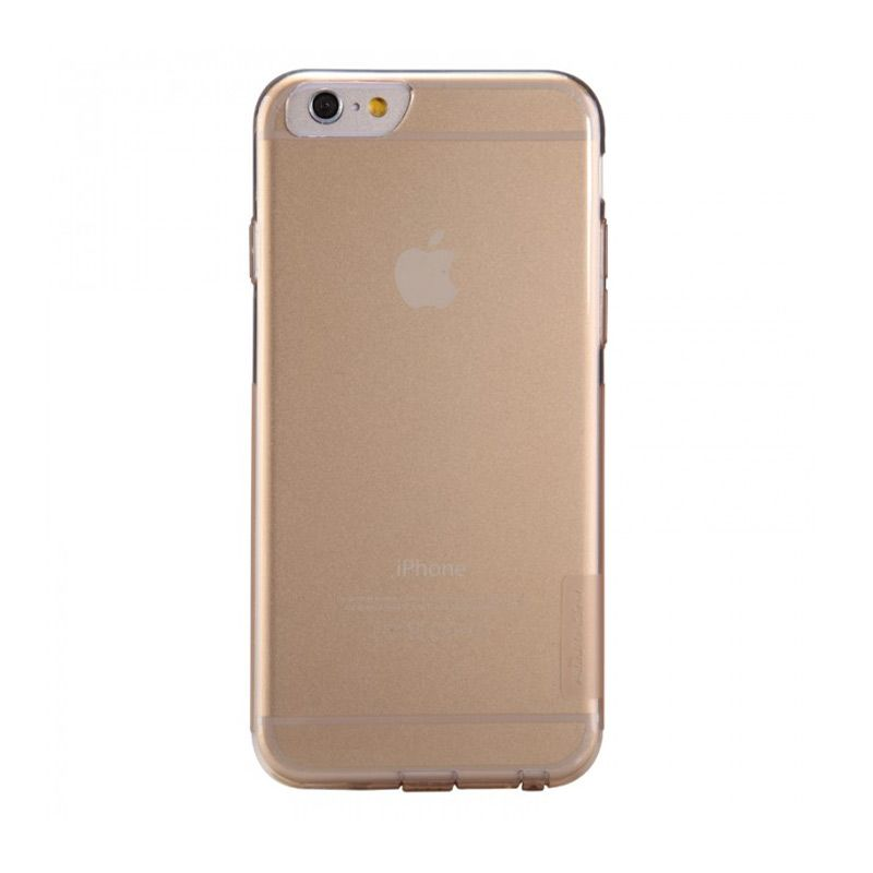 Nillkin Nature TPU Brown Casing for iPhone 6 Plus