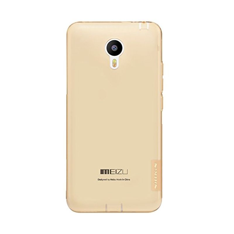 Nillkin Nature TPU Brown Casing for Meizu M2 Note