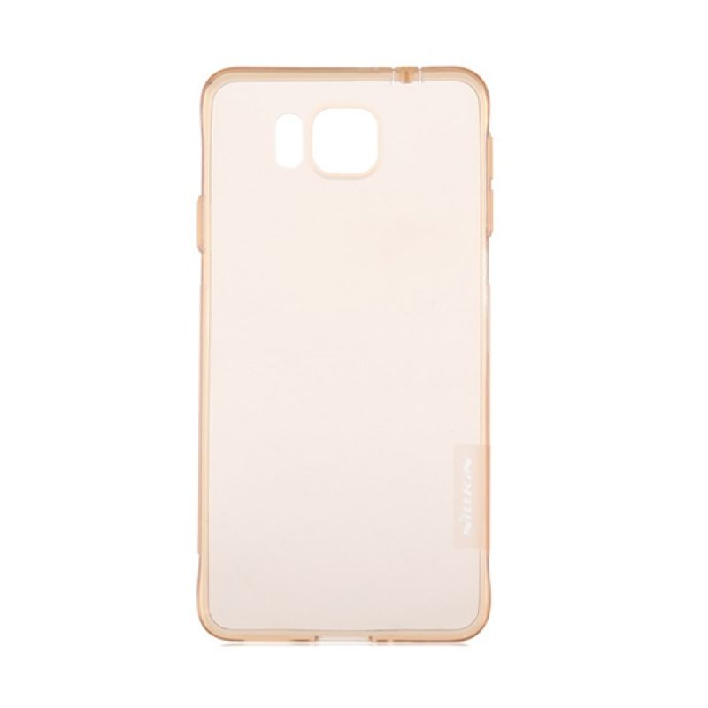 Nillkin Nature TPU Brown Casing for Samsung Galaxy Alpha G850
