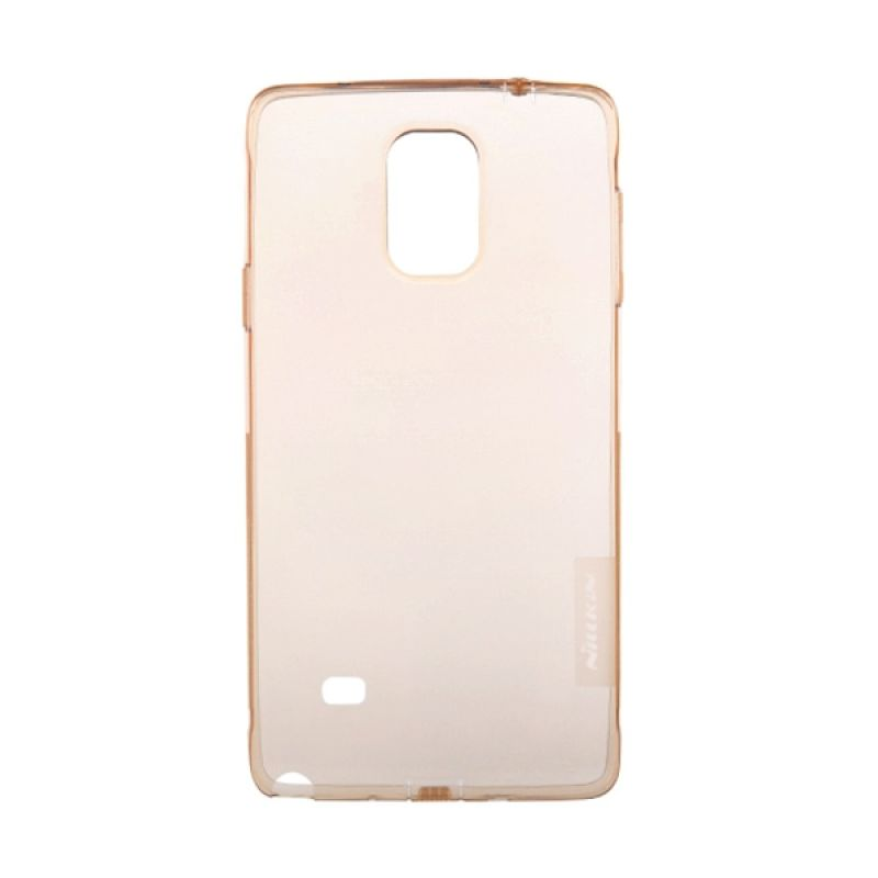 Nillkin Nature TPU Brown Casing for Samsung Galaxy Note 4 N9100
