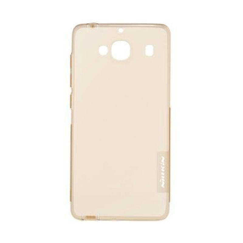 Nillkin Nature TPU Brown Casing for Xiaomi Redmi 2
