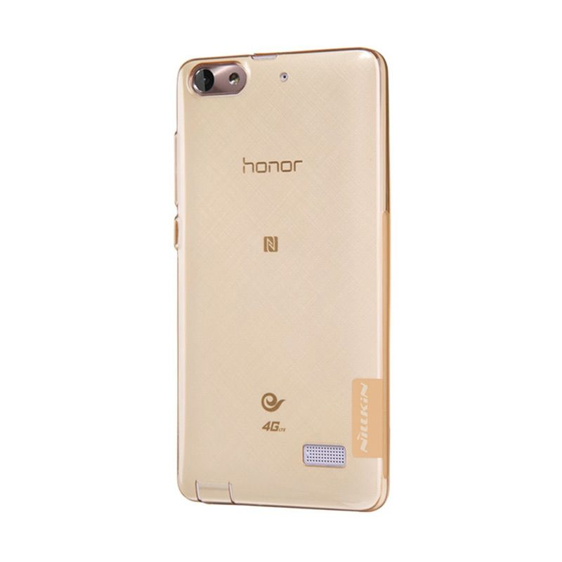 Nillkin Nature TPU Brown Casing for Huawei Honor 4C