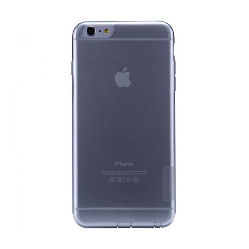 Nillkin Nature TPU Gray Casing for iPhone 6 Plus