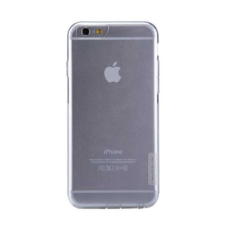 Nillkin Nature TPU Gray Casing for iPhone 6