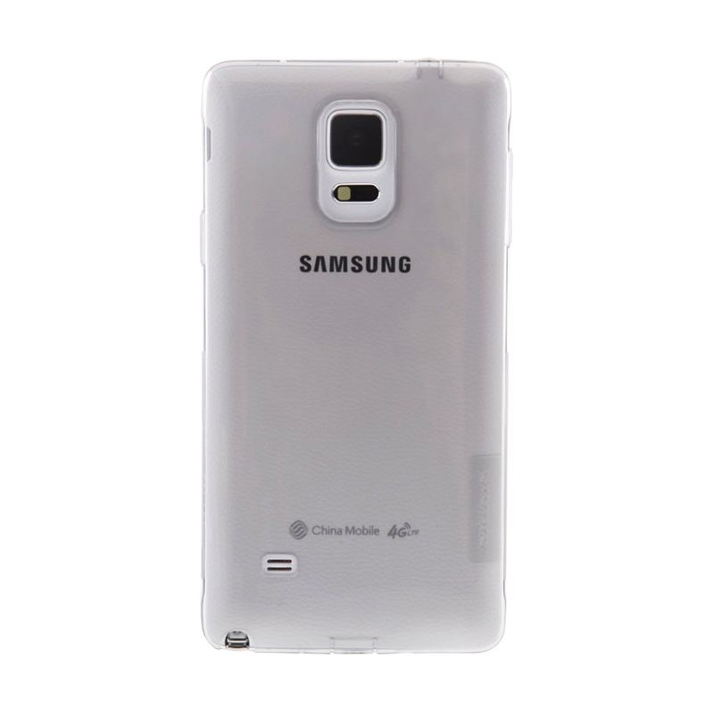 Nillkin Nature TPU Gray Casing for Samsung Galaxy Note 4 N9100