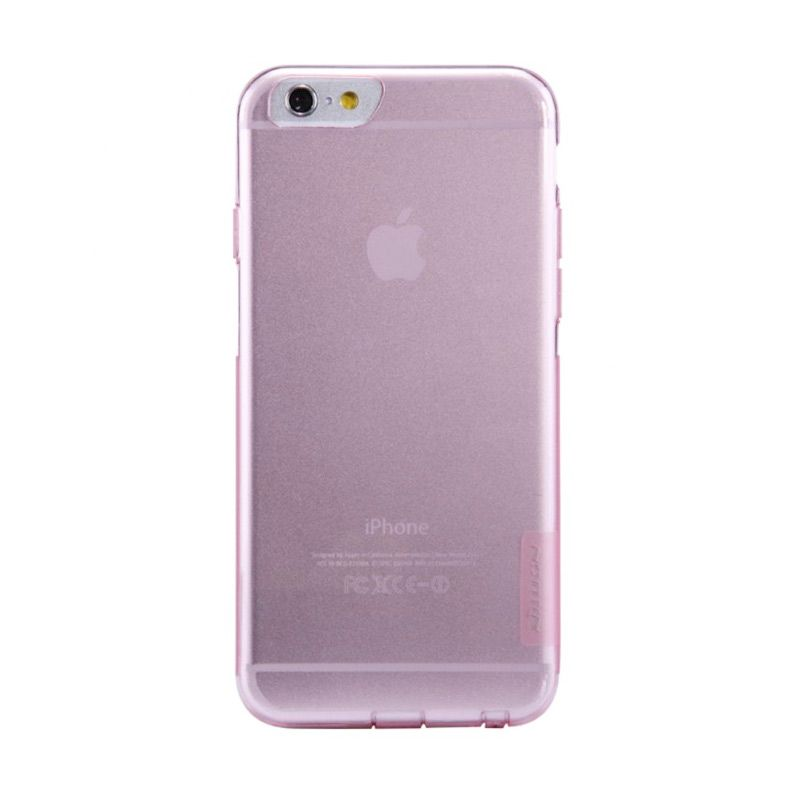 Nillkin Nature TPU Pink Casing for iPhone 6 Plus