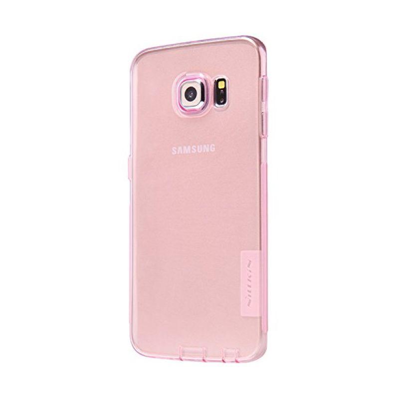 Nillkin Nature TPU Pink Casing for Samsung Galaxy S6 Edge G925