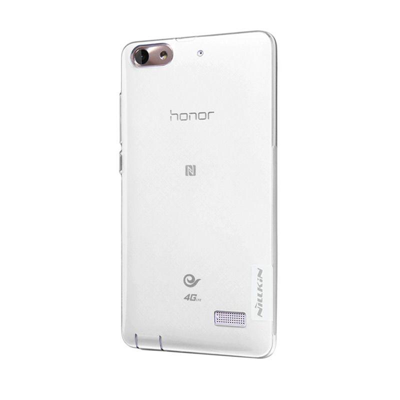Nillkin Nature TPU White Casing for Huawei Honor 4C