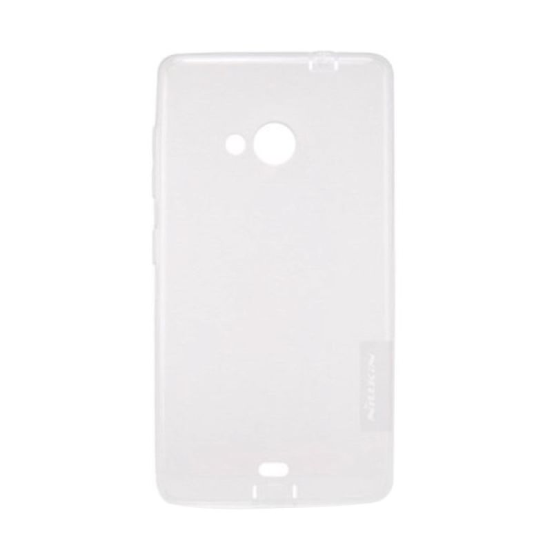 Nillkin Nature TPU White Casing for Nokia Lumia 535