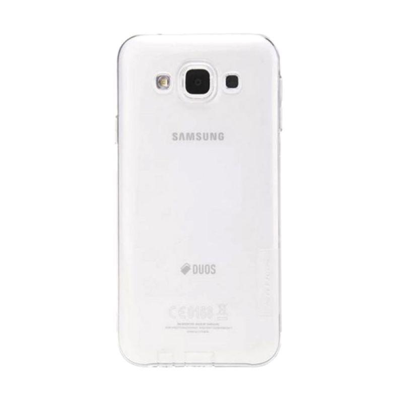 Nillkin Nature TPU White Casing for Samsung Galaxy E5 E500