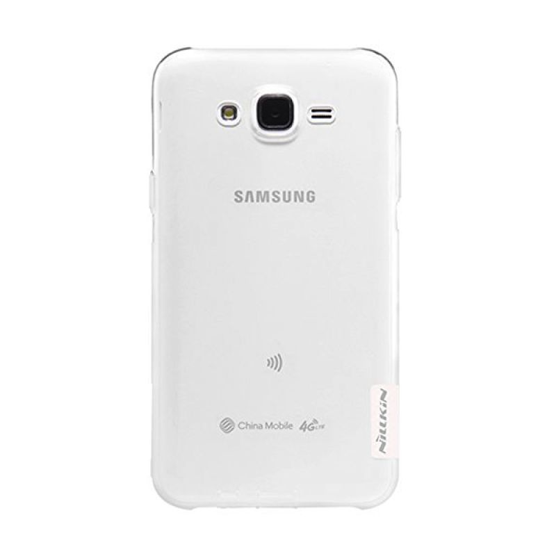 Nillkin Nature TPU White Casing for Samsung Galaxy J5