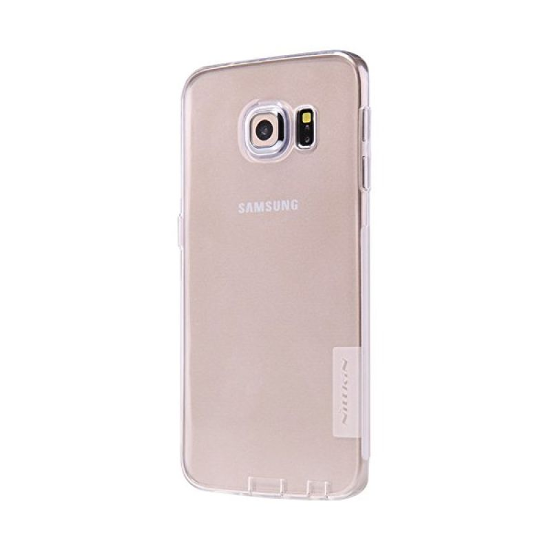 Nillkin Nature TPU White Casing for Samsung Galaxy S6 Edge G925