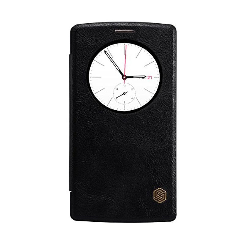 Nillkin QIN Leather Black Casing for LG G4 Beat or G4S