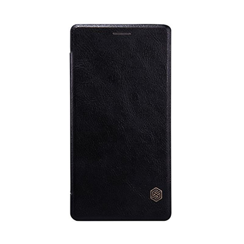 Nillkin QIN Leather Black Casing for OnePlus 2