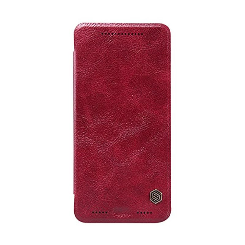 Nillkin Qin Leather Red Casing for HTC One M9 Plus