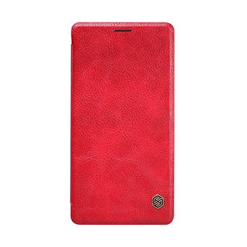 Nillkin QIN Leather Red Casing for Samsung Galaxy A7 A700