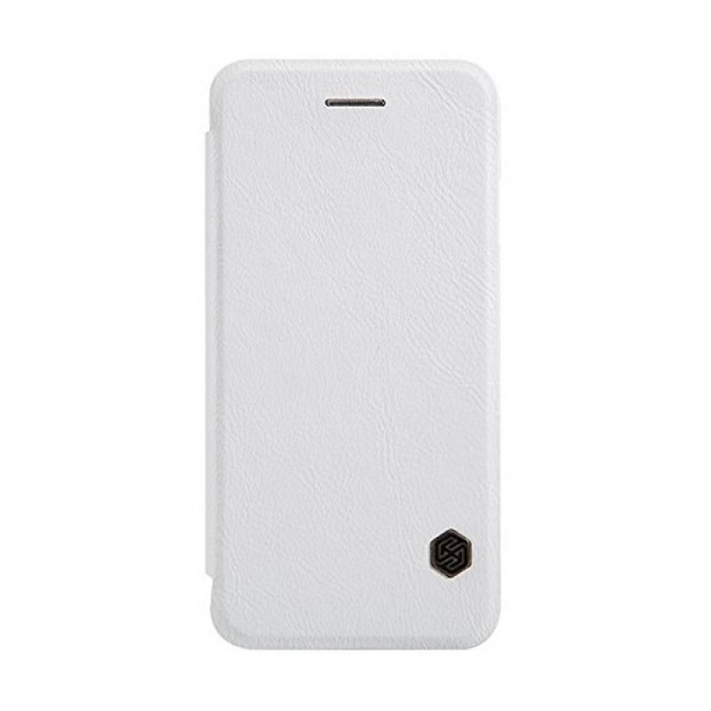 Nillkin Qin Leather White Casing for Apple iPhone 6 or 6s