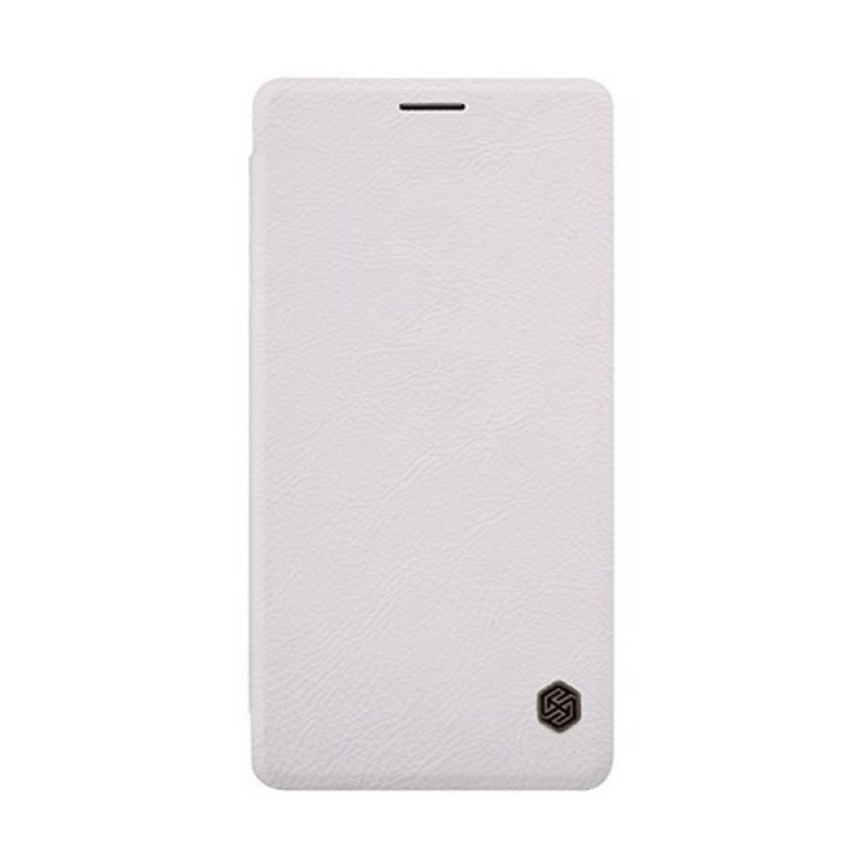 Nillkin QIN Leather White Casing for Samsung Galaxy A7 A700