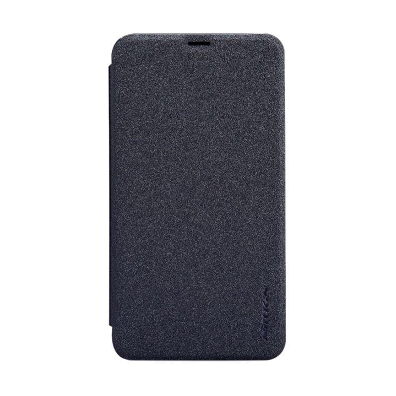 Nillkin Sparkle Leather Black Casing for Nokia Lumia 630