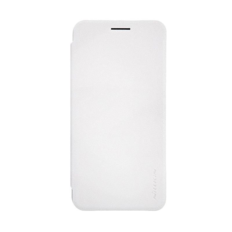 Nillkin Sparkle Leather Case White Casing for Asus Zenfone C ZC451CG