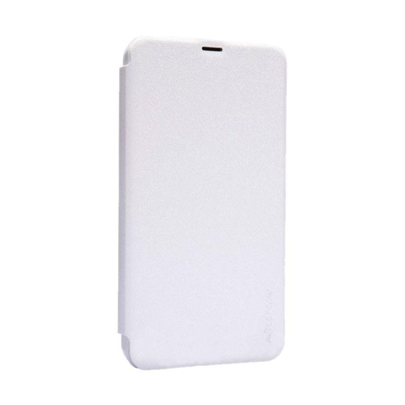 Nillkin Sparkle Leather White Casing for Nokia Lumia 630