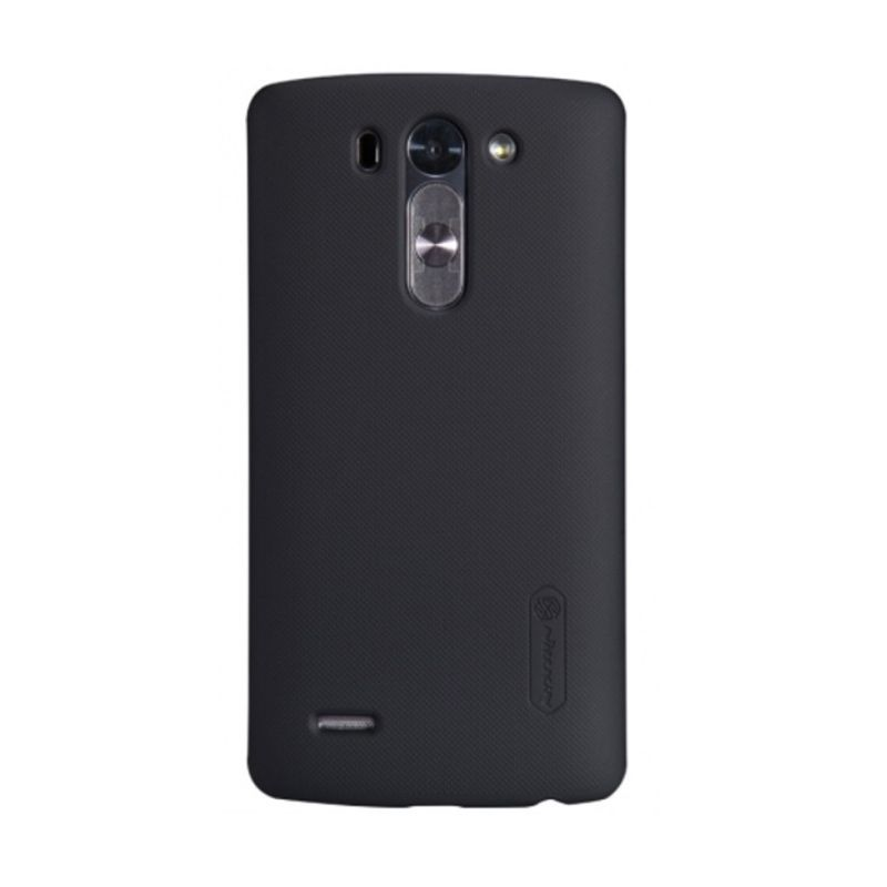 Nillkin Super Frosted Shield Black Casing for LG G3 Beat or G3s