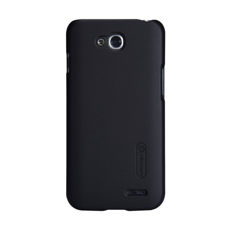 Nillkin Super Frosted Shield Black Casing for LG L90