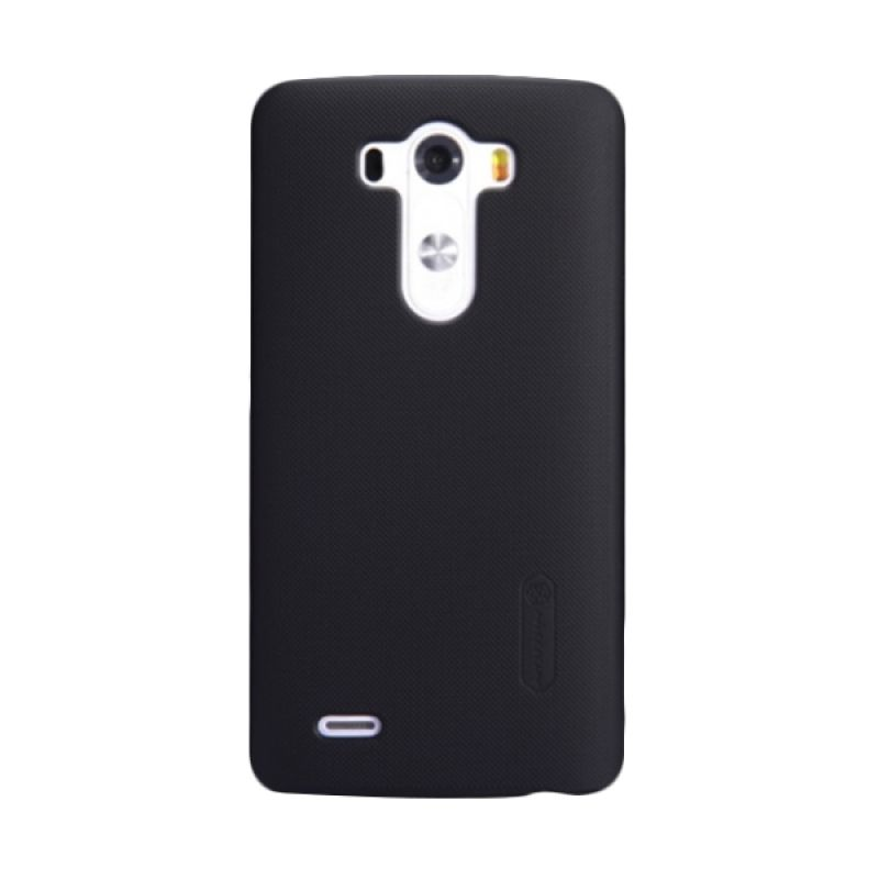 Nillkin Super Frosted Shield Black Casing for LG Optimus G3