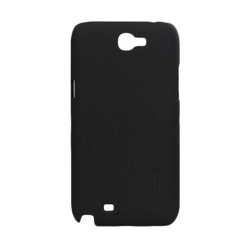 Nillkin Super Frosted Shield Black Casing for Samsung Galaxy Note 2 N7100