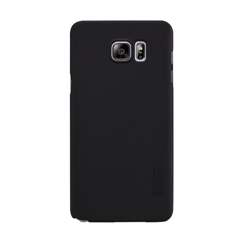 Nillkin Super Frosted Shield Black Casing for Samsung Galaxy Note 5 N920