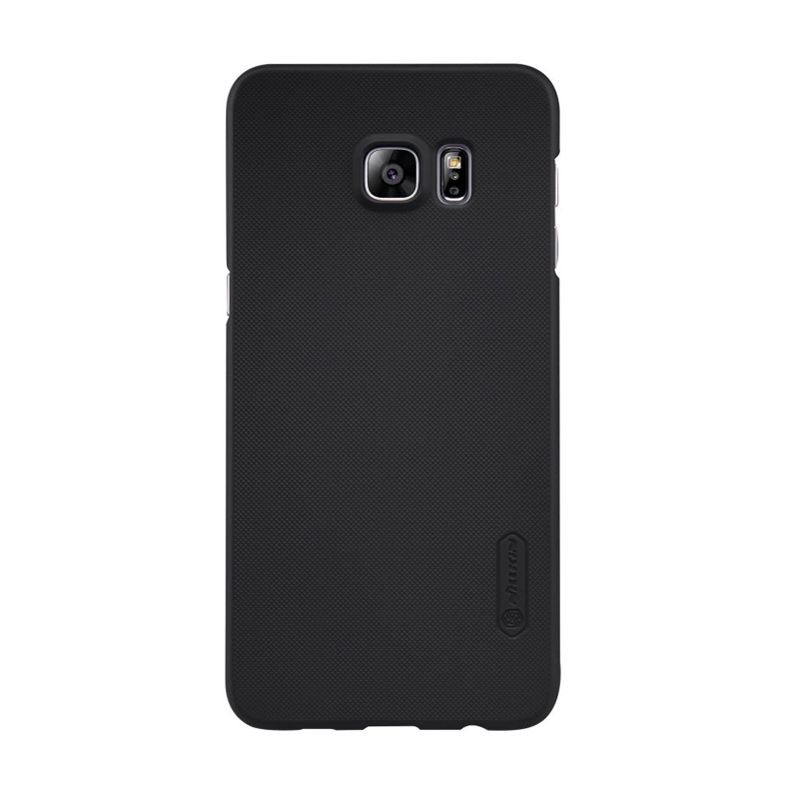 Nillkin Super Frosted Shield Black Casing for Samsung Galaxy S6 Edge Plus