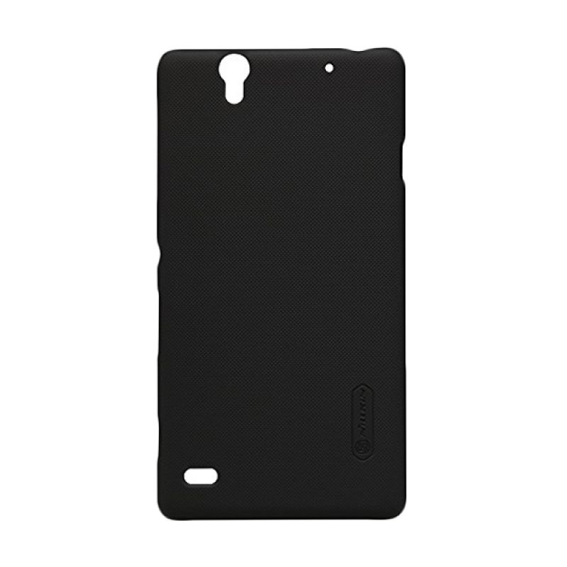 Nillkin Super Frosted Shield Black Casing for Sony Xperia C4