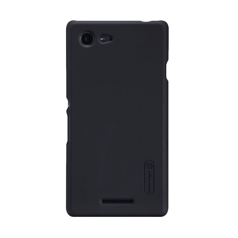 Nillkin Super Frosted Shield Black Casing for Sony Xperia E3