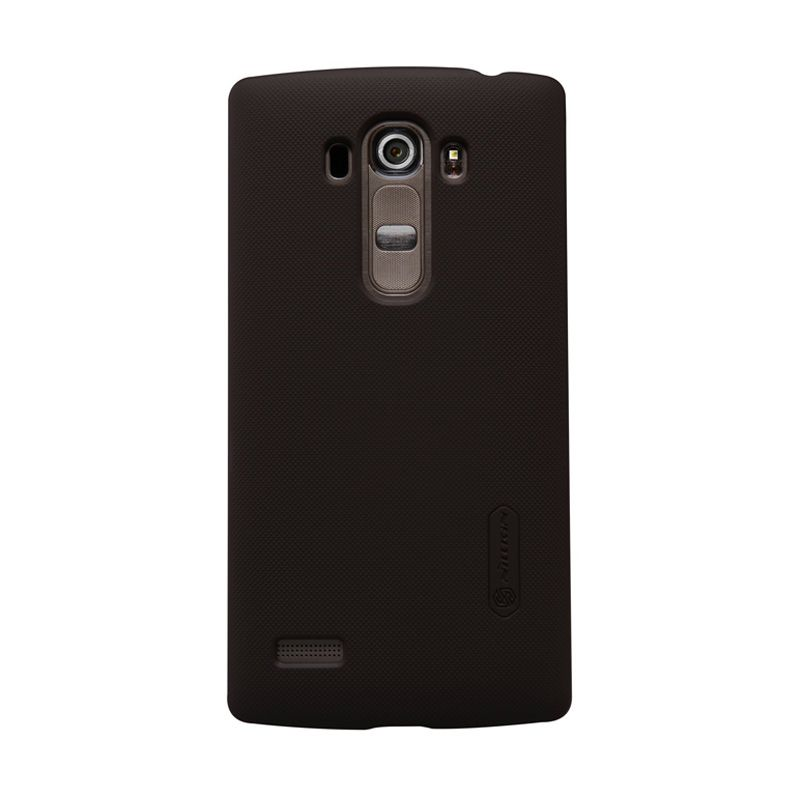 Nillkin Super Frosted Shield Brown Casing for LG G4 Beat or G4s