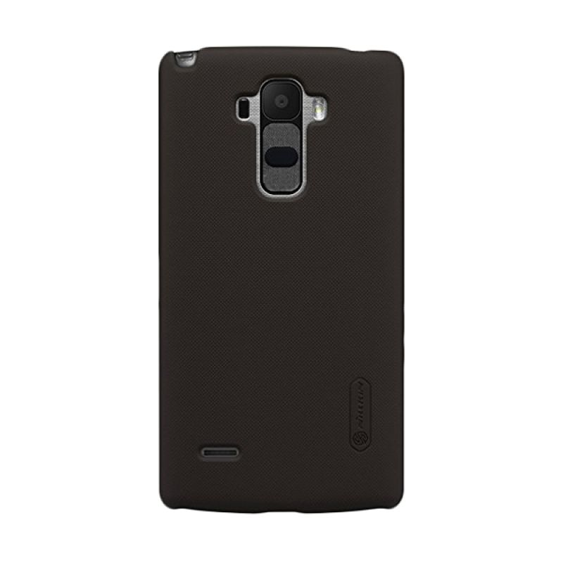 Nillkin Super Frosted Shield Brown Casing for LG G4 Stylus or G Stylo